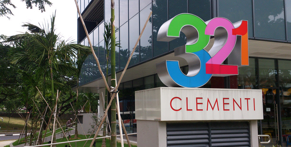 321 Clementi Shopping Centre